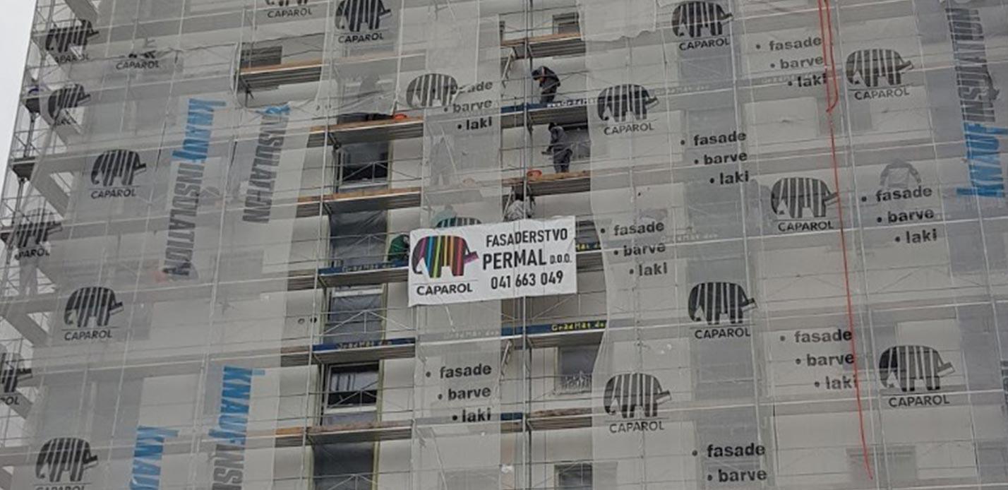 Permal d.o.o. reference Peca Ljubljana IMODE d.o.o 4x